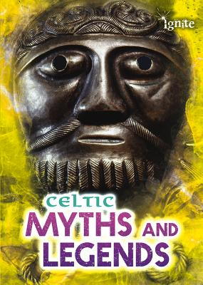 Celtic Myths and Legends By MacDonald, Fiona